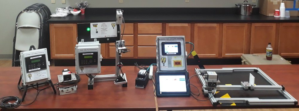 laser-view product demonstration